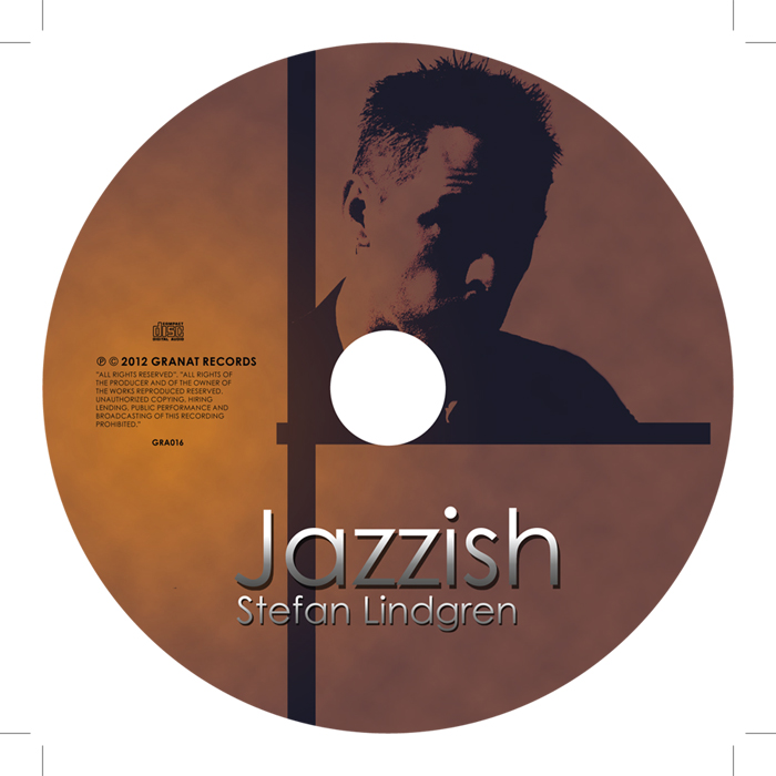 Jazzish in CD format